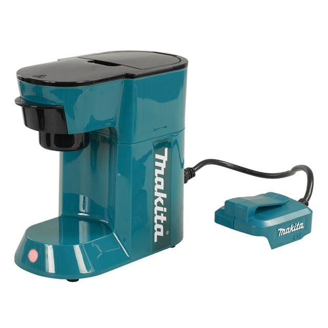Makita Dcm500z 18v Lxt Cordless Mobile Coffee Maker Tool Only