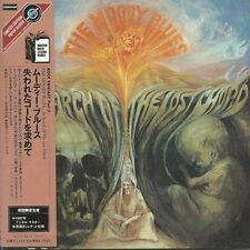 THE MOODY BLUES - IN SEARCH OF THE LOST CHORD 2002 JAPAN MINI LP CD