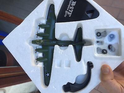 Die cast 1//144 Modellino Aereo Aircraft Boeing B-17F Memphis Bell by Atlas