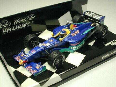 Minichamps 1:43 Sauber Petronas Show Car 1999 #12 P. Diniz from Japan