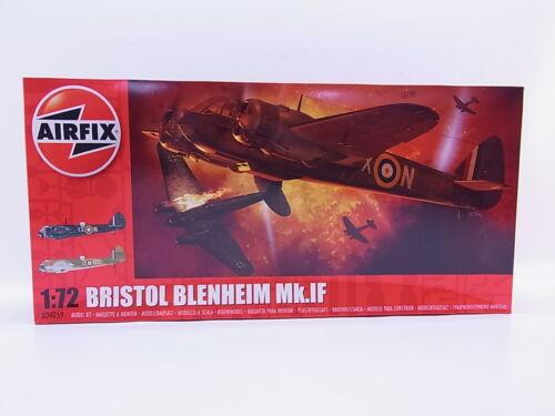 LOT 36980AIRFIX A04059 Bristol Blenheim Mk.IF 1:72 Bausatz NEU in OVP