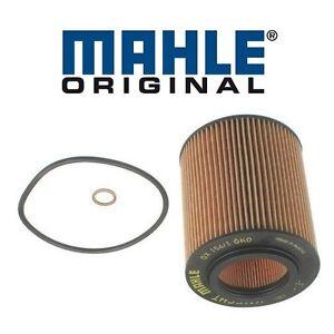 For BMW E36 E39 E46 E53 E60 E83 Oil Filter OEM Mahle 11 42 7 512 300 ML