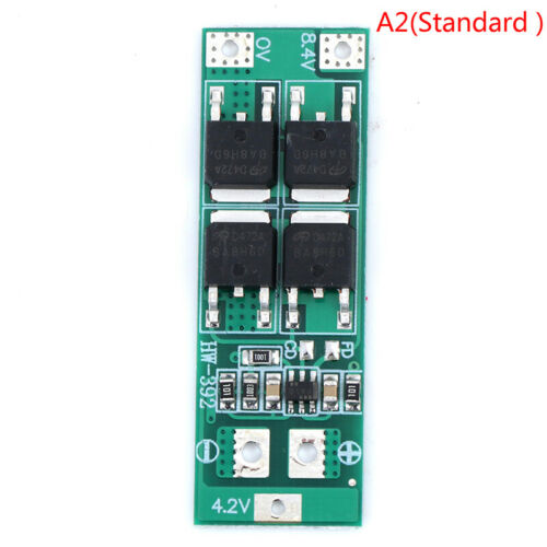 2S 20A BMS 7.4V 8.4V 18650 Lithium Battery Protection Board Cell Module  JE