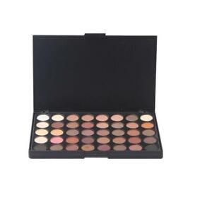 Palette Ombretti,Palette dell'ombretto 40 colori Tavolozza di Trucco 40-1