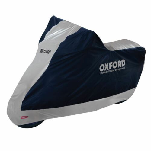Oxford Aquatex Motorcycle Waterproof Outdoor Cover Small Motorbike Scooter 2016
