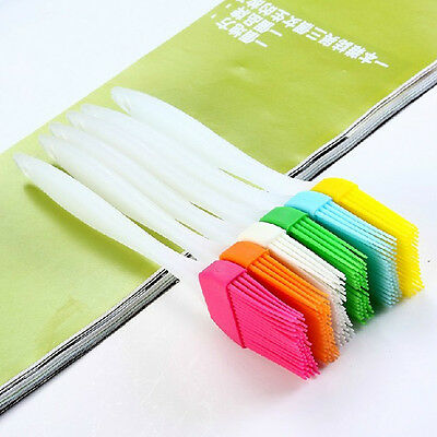 Fashion Cake Bread Pastry Oil Roast Cooking Utensil Baking Basting Brush Kitchen