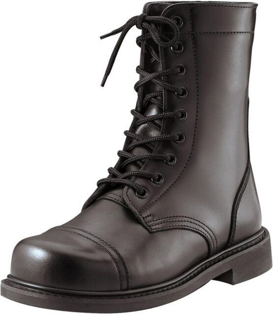 Black Combat Boots For Sale