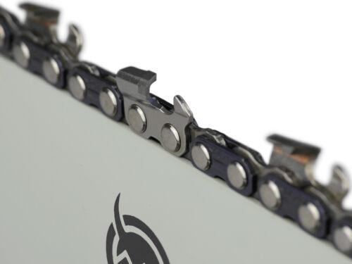 """Hartmetall Sägekette passend für Husqvarna 142 45 cm 3//8/"""" 68 TG 1,5 mm carbide"""
