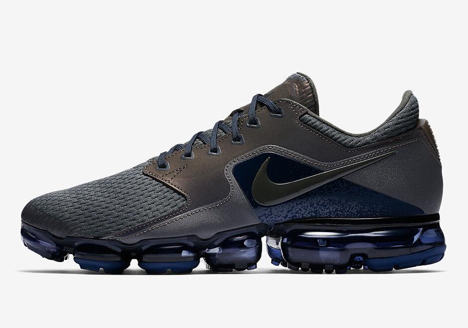 huge selection of f5bda c6df3 Nike Air Vapormax R Men s 10 Running Shoes Midnight Fog Reflective Aj4469  002 for sale online   eBay