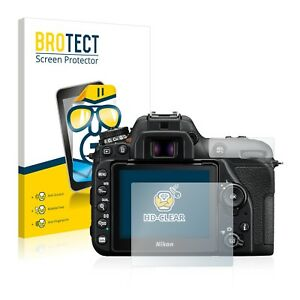 2x-BROTECT-Screen-Protector-for-Nikon-D7500-Protection-Film