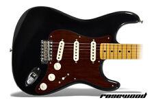 Fender Squier Stratocaster Protective Vinyl Sticker Guitar Pick Guard ROSE WOOD