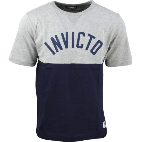 Undefeated Men Invicto Tee gray heather