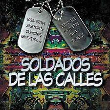 Various Artists Soldados De Las Calles CD ***NEW***
