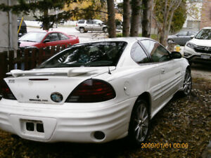 2000 Grand Am for sale