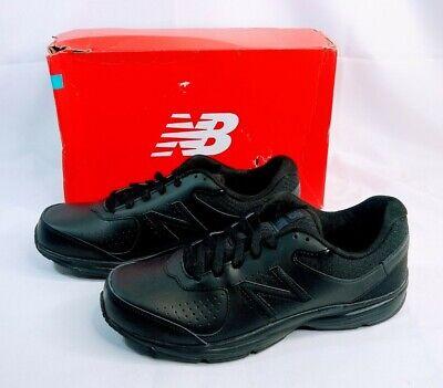 New Balance Mens Mw411bk2 Black Walking