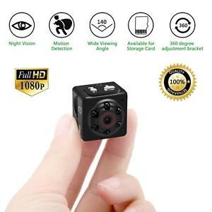 Mini Voice Activated Surveillance Wall Socket Pinhole Hidden Camera Cam DVR Vide