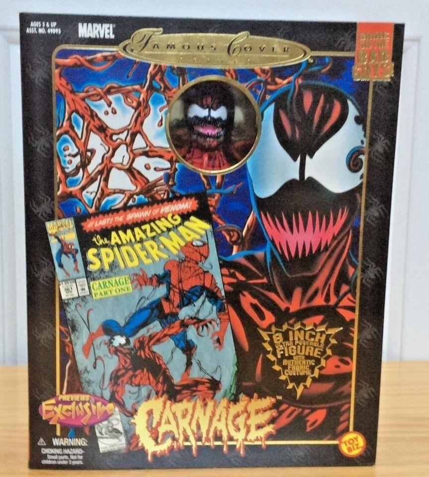 Marvel bekannt fr serie Blautbad spielzeug - biz special collectors edition nib