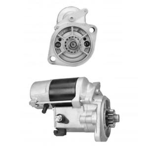 2-0KW-Anlasser-fuer-John-Deere-4005-4510-Yanmar-4TNE84-228000-7110-129429-77010