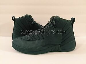 45c7a5b9e44137 NIKE PSNY  SZ 13  PUBLIC SCHOOL X AIR JORDAN 12 RETRO DARK GREY ...