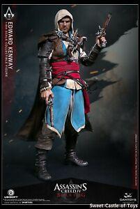 Damtoys DMS003 1//6 Edward Kenway Assassin/'s Creed IV:Black Flag Figure New