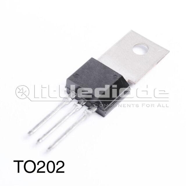 Estuche De Silicio Npn-Transistor BD517: TO202 MAKE: Motorola