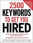 2500 Keywords to Get You Hired by Michael Betrus, Jay Block (Paperback, 2003)