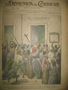 VERCELLI-SOCIALISTES-ECOLES-ET-CRUCIFIX-TRAIN-GALLES-DOMENICA-DEL-CORRIERE-1921