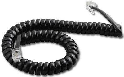 10 ShoreTel Replacement IP Phone Handsets 110 115 212K 230 265 530 560 565 Black