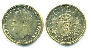 Spain - España 100 Pesetas 1985 KM 826 UNC