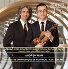 Saint-Sa‰ns: Complete Violin Concertos (CD, Oct-2015, Analekta)