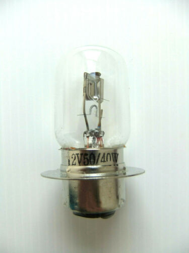 Moto phare 12 V 50//40w Bpf Ampoule Phare BSA Triumph British NORTON