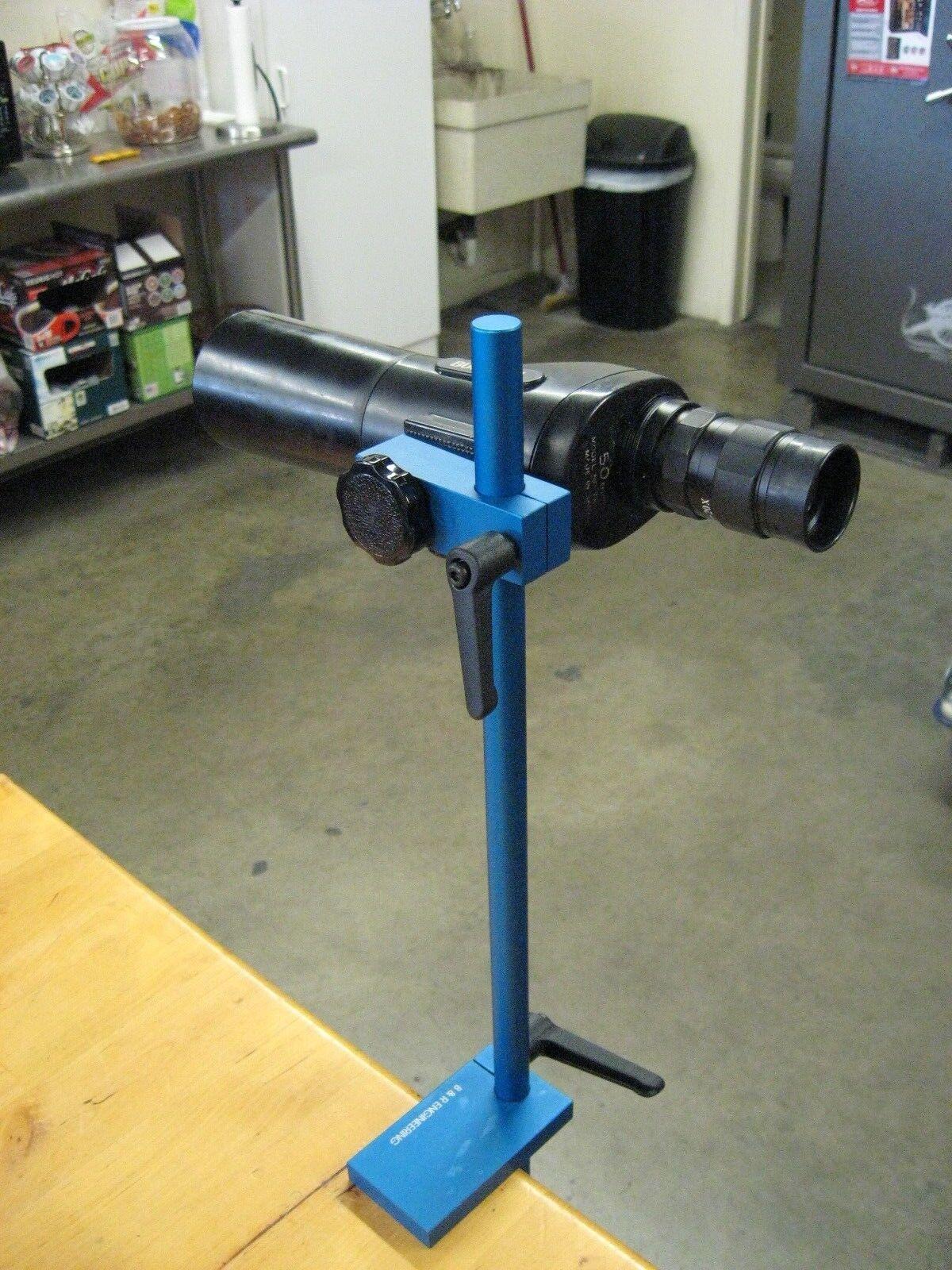 Soporte de montaje de Bench telescopio con Varilla de extensión