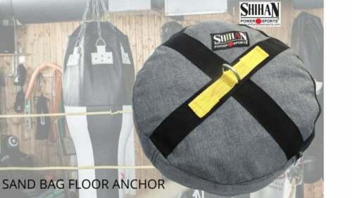 Sand Bag Floor Anchor Punch Bag Double End Ball MMA Boxing Shihan Power Sports