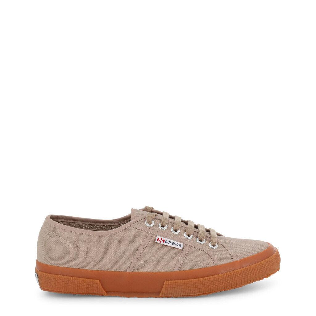 chaussures SUPERGA hommes femmes UNISEX 2750-COTU-CLASSIC_S000010-G38_MUSHROOM-GUM
