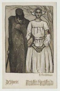Künstler-AK, Rotes Kreuz - Die Schwester, Kriegsfürsorge ungelaufen (45441)