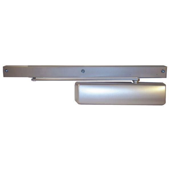 NORTON DOOR CLOSERS PS2800ST x 689 Hydraulic Door Closer,Push,Aluminum