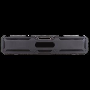 2 X FLAMBEAU EXPRESS casos de pistola de duro para SINGLE escopeta rifle paleta empaquetador caso