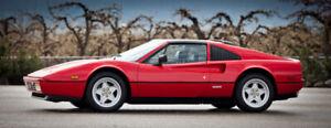 1986 Ferrari 328 GTS - One female owner! Clean Carfax!