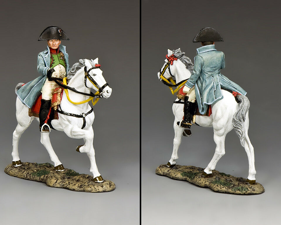 """KING AND COUNTRY """"Mounted Napoleon"""" (Chasseur Colonel's Uniform) NA416 NA416"""