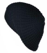 Knit Crochet Beanie Hat Knit Beret Skull Cap Tam for Women