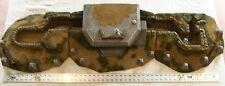 WORLD WAR II GERMAN BEACH BUNKER COMPLEX 54mm CAST FOAM ATHERTON SCENICS (BBC)