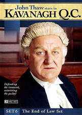 Kavanagh Q.C., Set Six: The End of Law, John Thaw, , 066805311772, Good