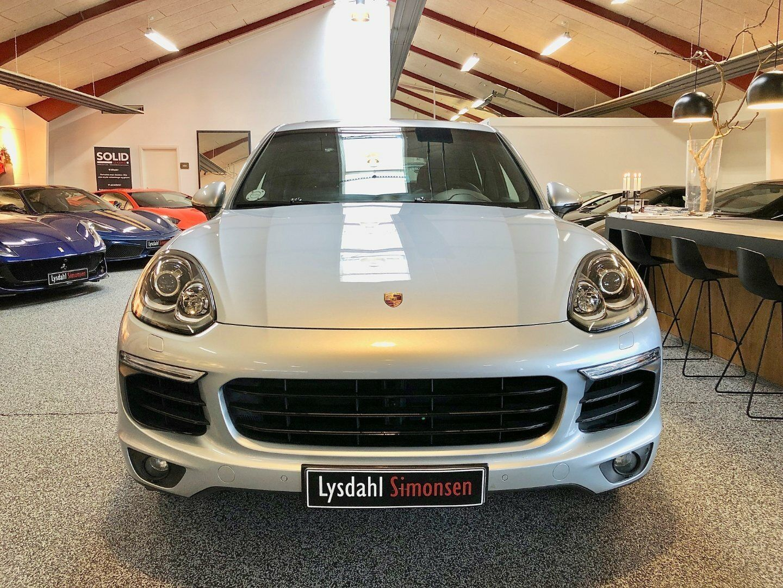 Porsche Cayenne 3,0 D Tiptr. 5d