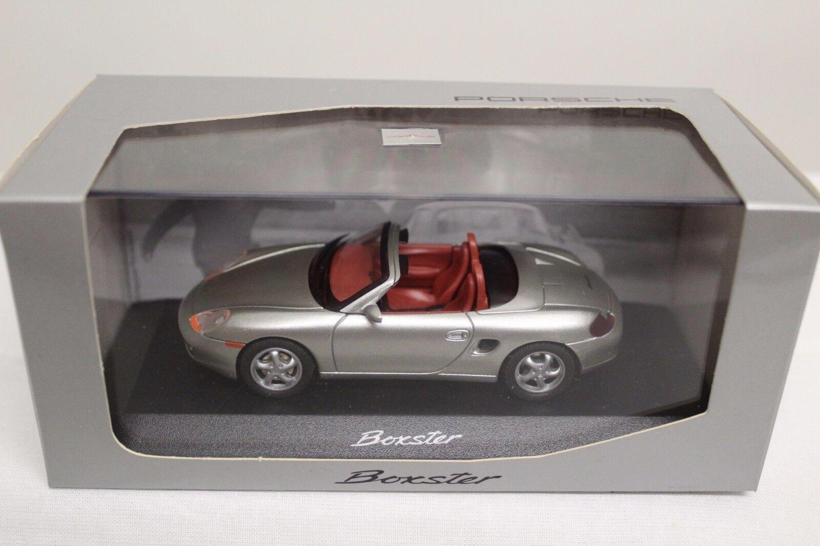 Porsche Limited Collection Boxter 1 43 NEU Ersatzteilnummer WAP 020019 Schuco    Verwendet in der Haltbarkeit