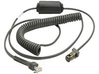 Motorola Cba-m02-c09zar 9-foot Cable Fits An Ibm 468x/9x Port 9b - Coiled on sale