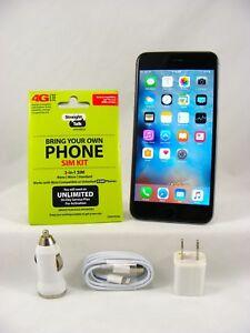 Details about Apple iPhone 7 Plus - 32GB - Black (Verizon/Straight Talk  Activation SIM card)