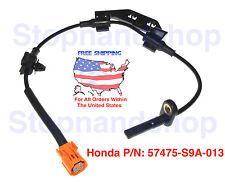 New ABS Wheel Speed Sensor for 02-06 Honda CR-V Back Rear Driver Left Side LH RL