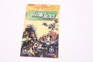 Nintendo-Gamecube-Future-Tactics-Instruction-Manual-Only