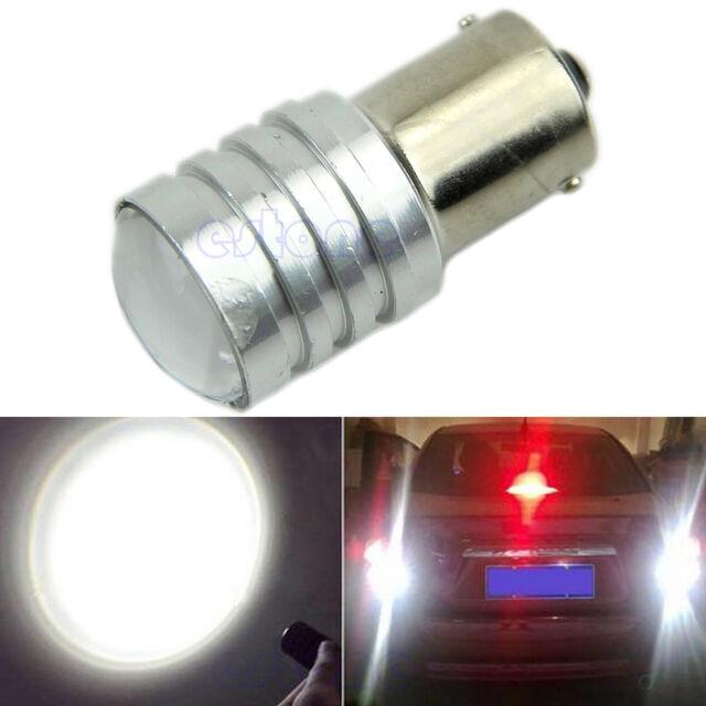 2x  Q5 1156 BA15s P21W White 9W LED Backup Reverse Car Light Lamp Bulb 12V