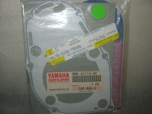 YAMAHA EXHAUST COVER GASKET WAVE RUNNER WR650 1990-1993 NOS OEM 6M6-41114-00-00